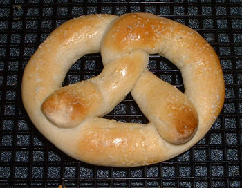 The perfect pretzel