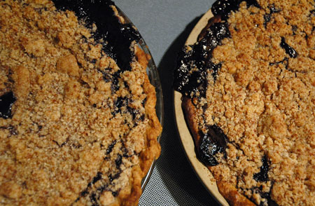 The Purple Piewoman | The Persnickety Palate
