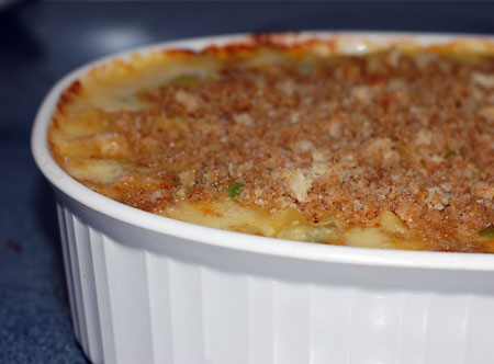 Gussied-Up Mac and Cheese