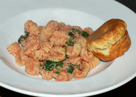 Pasta Pom and Popovers | The Persnickety Palate