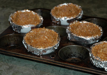 Maple Mousse in Edible Cups | The Persnickety Palate