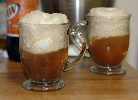 Philly-Style Root Beer Floats