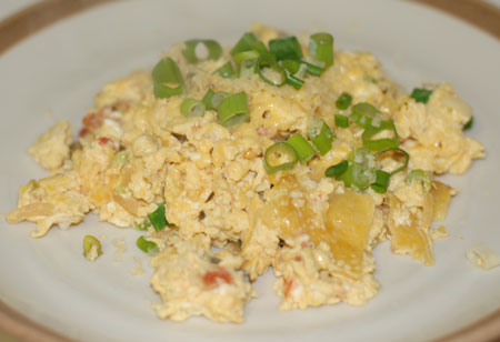 The Incredible Edible etc.: Migas