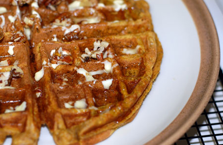 Waffles to Play Warcraft By