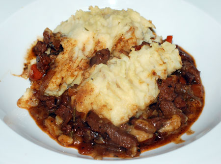 Dreaming of Shepherd's Pie