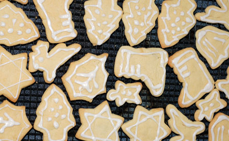 Christmas Cookies, Part the Fifth: Sugar Cookies