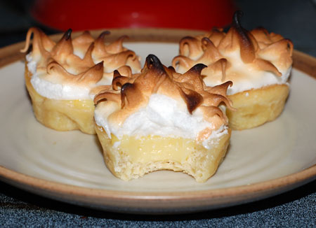 Getting the Hang of Lemon Meringue