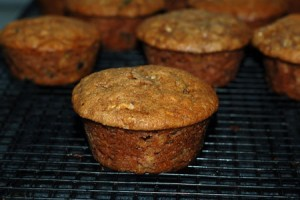 Zippy Muffins