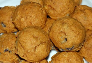 Mom's Pumpkin Cookies