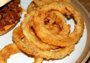 Fried Onion Heaven