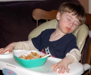 Sleepy Spaghetti