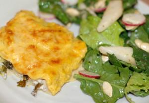 Lasagna Tre Sorelle