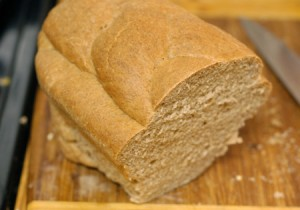 Whole Wheat Yogurt Sandwich Loaf