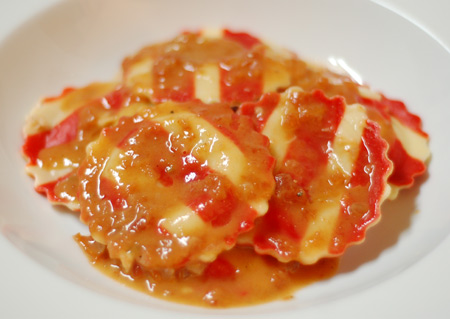 Lobster Ravioli | The Persnickety Palate