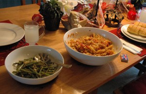 Fusilli with Fragrant Chicken Thigh Ragu