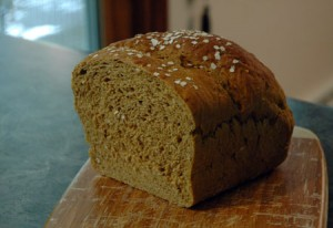 Butternut-Oatmeal Bread