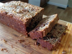 Plantain Banana Bread